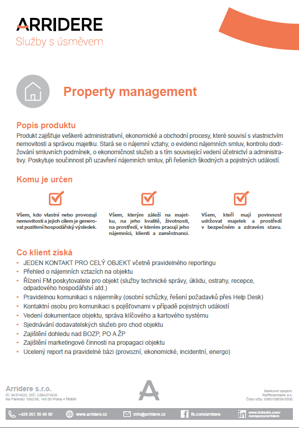 property management cz pdf
