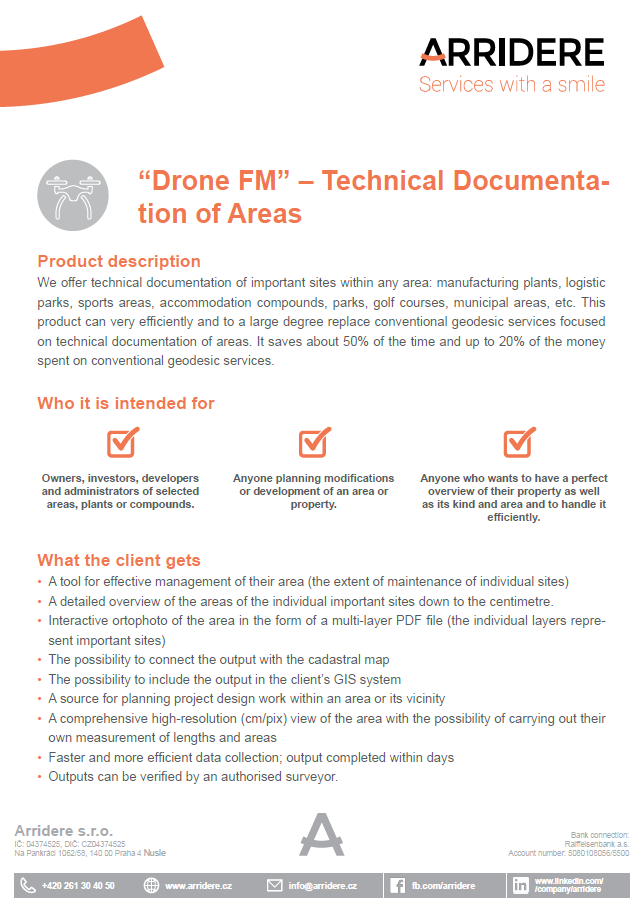 technical documentation of areas pdf